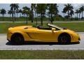 Lamborghini Gallardo LP 550-2 Spyder Giallo Midas Pearl Effect photo #10