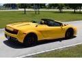 Lamborghini Gallardo LP 550-2 Spyder Giallo Midas Pearl Effect photo #11