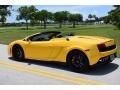 Lamborghini Gallardo LP 550-2 Spyder Giallo Midas Pearl Effect photo #17