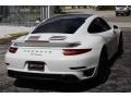 Porsche 911 Turbo Coupe White photo #28