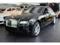Rolls-Royce Ghost  Diamond Black photo #1