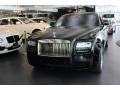 Rolls-Royce Ghost  Diamond Black photo #2