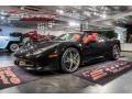Ferrari 458 Spider Nero Pastello (Black) photo #1