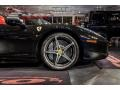 Ferrari 458 Spider Nero Pastello (Black) photo #20