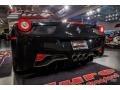Ferrari 458 Spider Nero Pastello (Black) photo #29