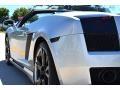 Lamborghini Gallardo Spyder E-Gear Grigio Altair Metallic photo #18