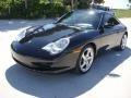 Porsche 911 Targa Black photo #3