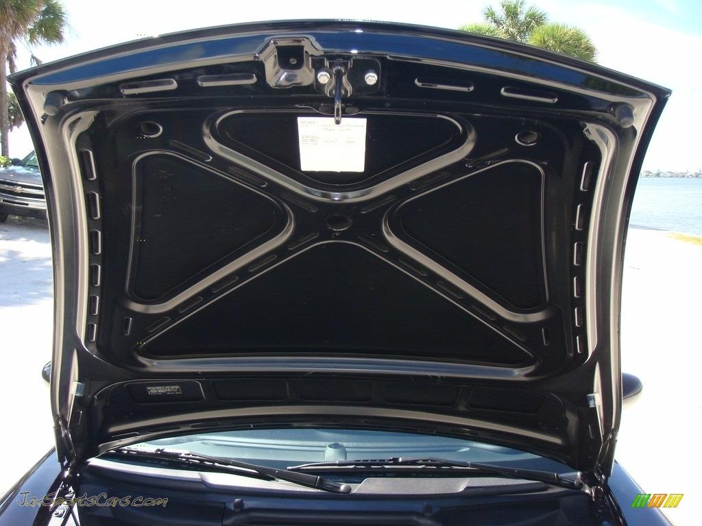 2004 911 Targa - Black / Black photo #18