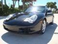 Porsche 911 Targa Black photo #19