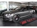 Bentley Continental GTC V8  Anthracite Metallic photo #2