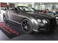 Bentley Continental GTC V8  Anthracite Metallic photo #12