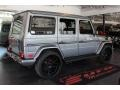 Mercedes-Benz G 63 AMG Paladium Silver Metallic photo #12
