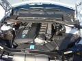 BMW 3 Series 328i Convertible Blue Water Metallic photo #27