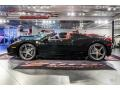 Ferrari 458 Spider Nero Daytona (Black Metallic) photo #2