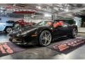 Ferrari 458 Spider Nero Daytona (Black Metallic) photo #12