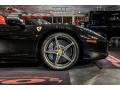 Ferrari 458 Spider Nero Daytona (Black Metallic) photo #25