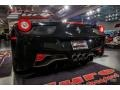 Ferrari 458 Spider Nero Daytona (Black Metallic) photo #34