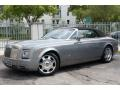 Rolls-Royce Phantom Drophead Coupe Jubilee Silver photo #2