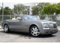 Rolls-Royce Phantom Drophead Coupe Jubilee Silver photo #4