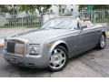 Rolls-Royce Phantom Drophead Coupe Jubilee Silver photo #37