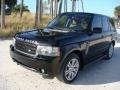 Land Rover Range Rover HSE Santorini Black Metallic photo #3