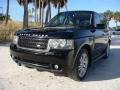 Land Rover Range Rover HSE Santorini Black Metallic photo #25