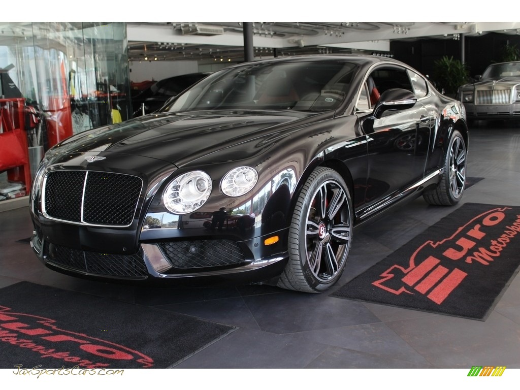 2013 Continental GT V8  - Anthracite / Beluga photo #1