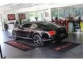 Bentley Continental GT V8  Anthracite photo #10