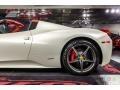 Ferrari 458 Spider Bianco Avus (White) photo #12