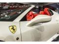 Ferrari 458 Spider Bianco Avus (White) photo #19