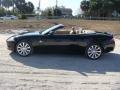 Jaguar XK XK8 Convertible Ebony Black photo #4