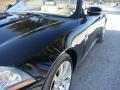 Jaguar XK XK8 Convertible Ebony Black photo #10