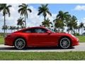 Porsche 911 Carrera Coupe Guards Red photo #3