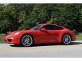 Porsche 911 Carrera Coupe Guards Red photo #6