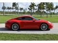 Porsche 911 Carrera Coupe Guards Red photo #7