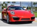 Porsche 911 Carrera Coupe Guards Red photo #12