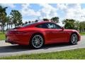 Porsche 911 Carrera Coupe Guards Red photo #13