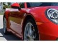 Porsche 911 Carrera Coupe Guards Red photo #16