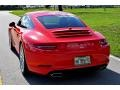 Porsche 911 Carrera Coupe Guards Red photo #25