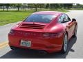 Porsche 911 Carrera Coupe Guards Red photo #28