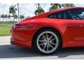 Porsche 911 Carrera Coupe Guards Red photo #29
