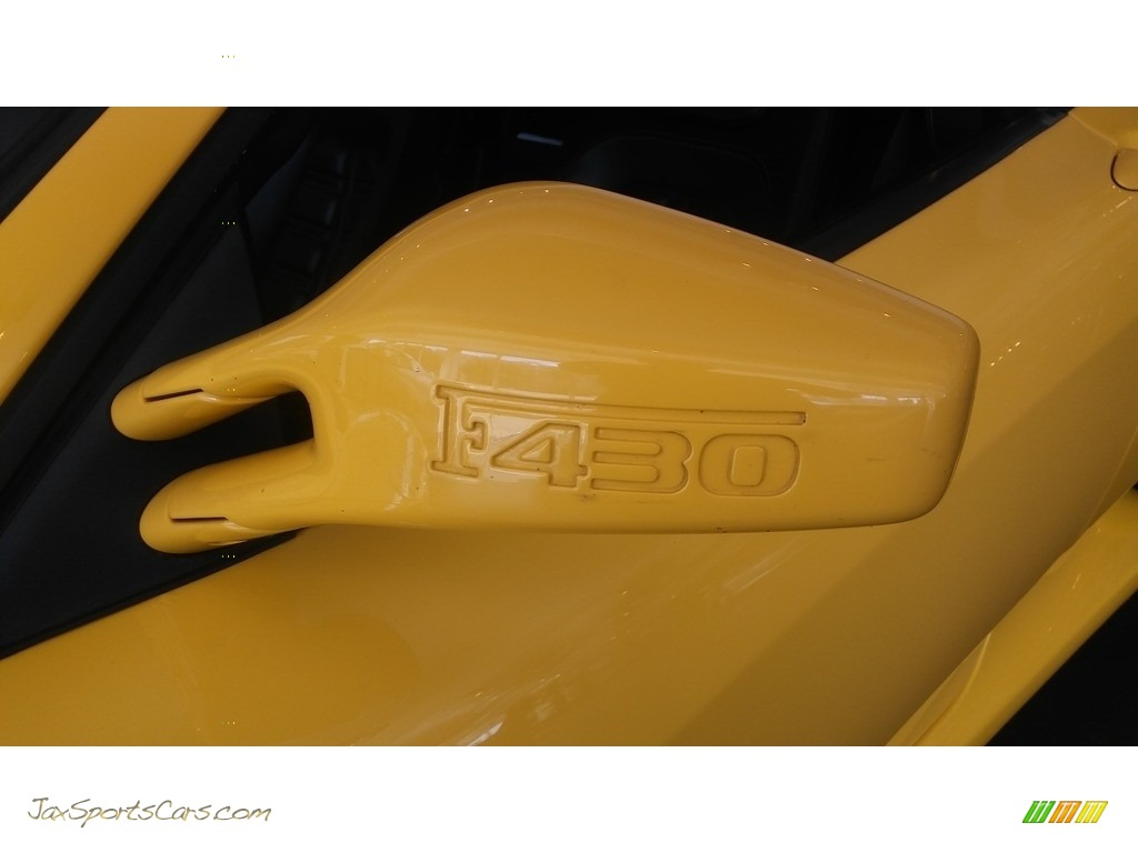 2005 F430 Coupe F1 - Yellow / Black photo #29