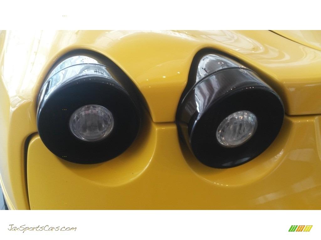 2005 F430 Coupe F1 - Yellow / Black photo #32