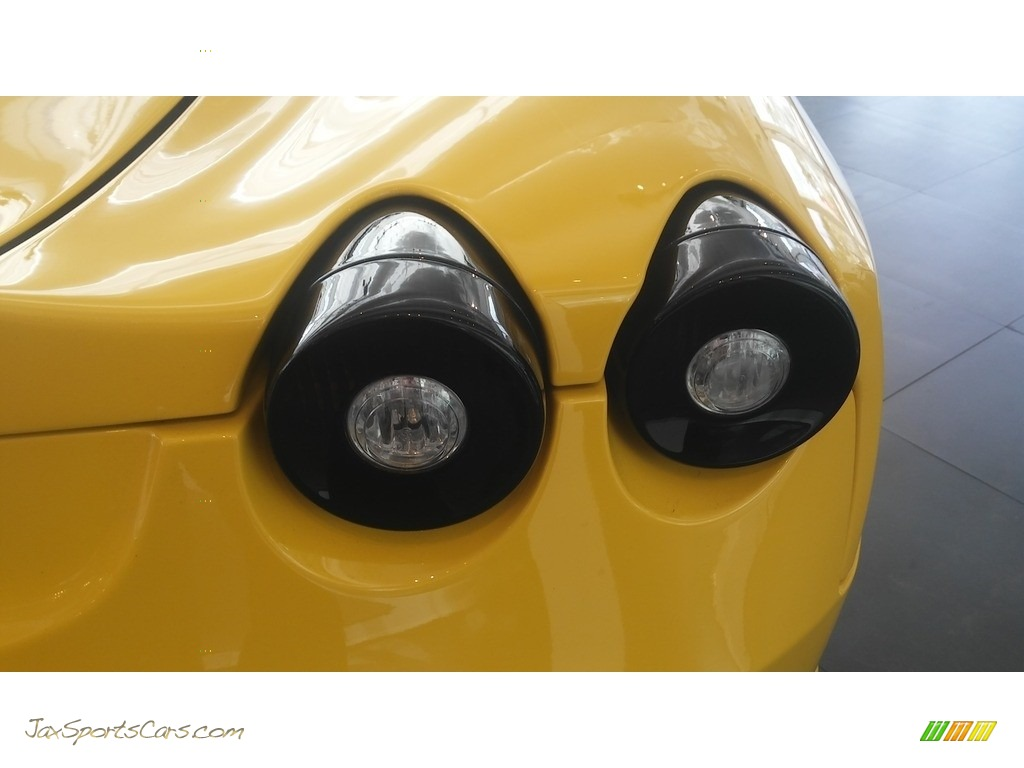 2005 F430 Coupe F1 - Yellow / Black photo #33