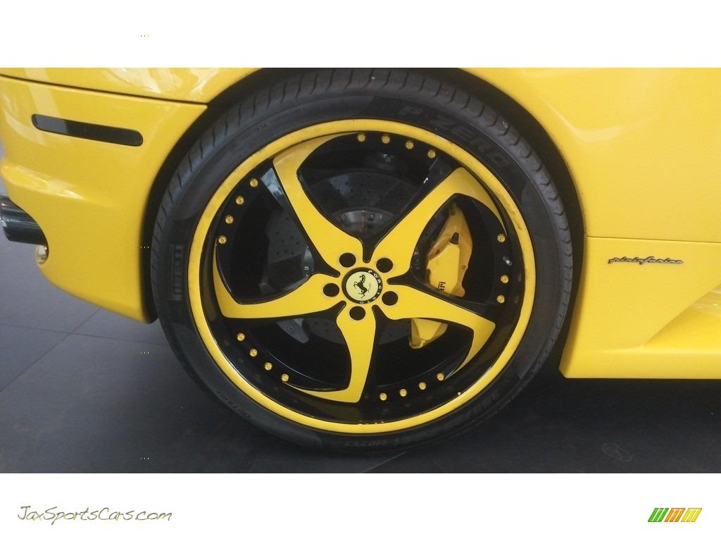 2005 F430 Coupe F1 - Yellow / Black photo #36