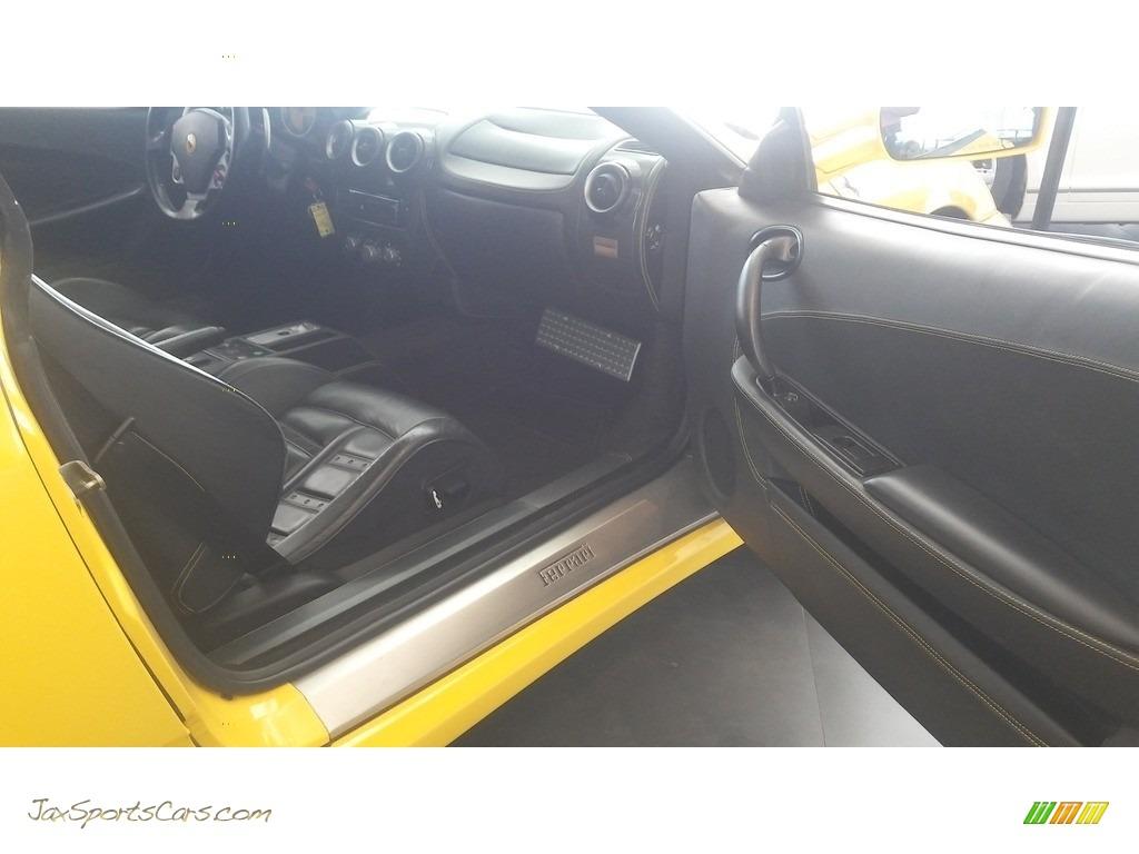 2005 F430 Coupe F1 - Yellow / Black photo #40