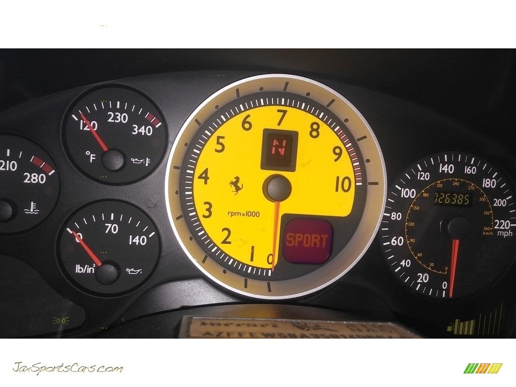 2005 F430 Coupe F1 - Yellow / Black photo #46