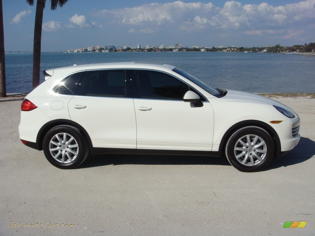 2011 Cayenne  - Sand White / Luxor Beige photo #8