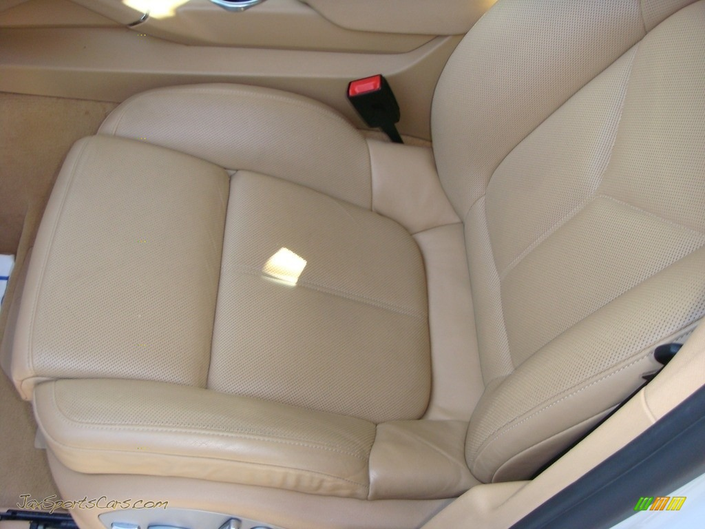2011 Cayenne  - Sand White / Luxor Beige photo #11
