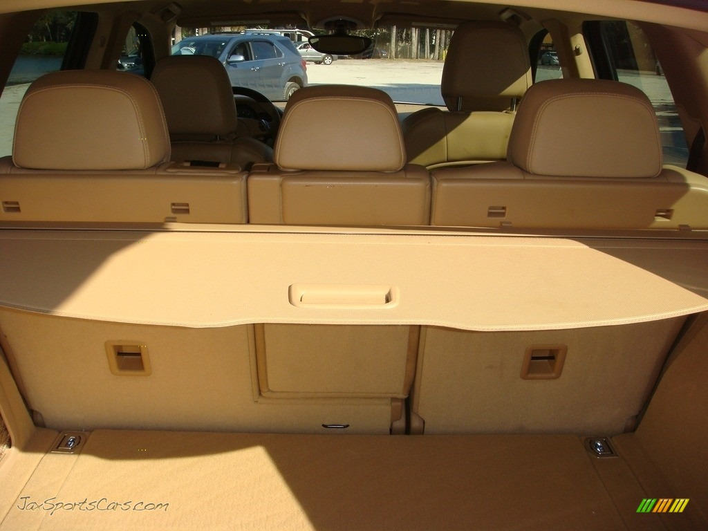 2011 Cayenne  - Sand White / Luxor Beige photo #16